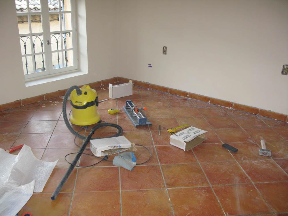Remodeling Progress Report | Chez Mirabel
